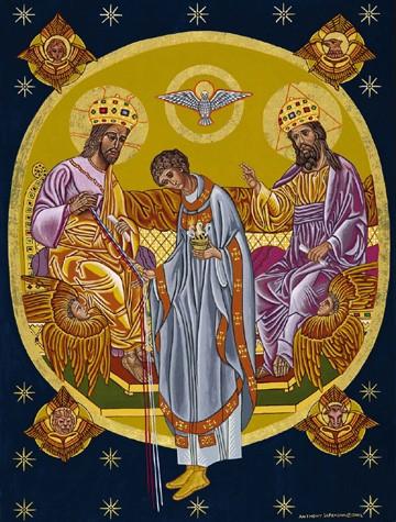 Priesthood Icon