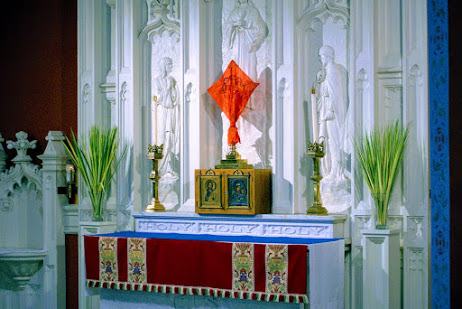 Palm Sunday Altar 2